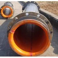电厂脱硫专用衬胶管道|脱硫管道
