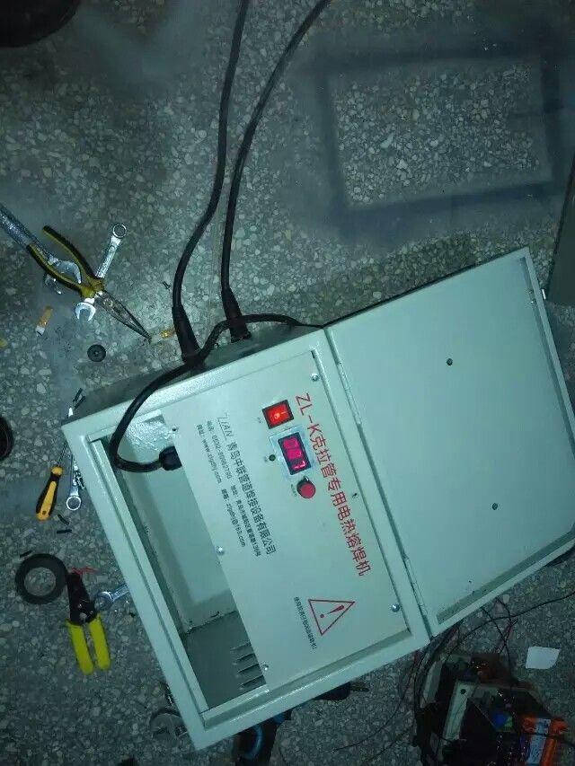 克拉管焊接专用克拉管焊机克拉管张紧器