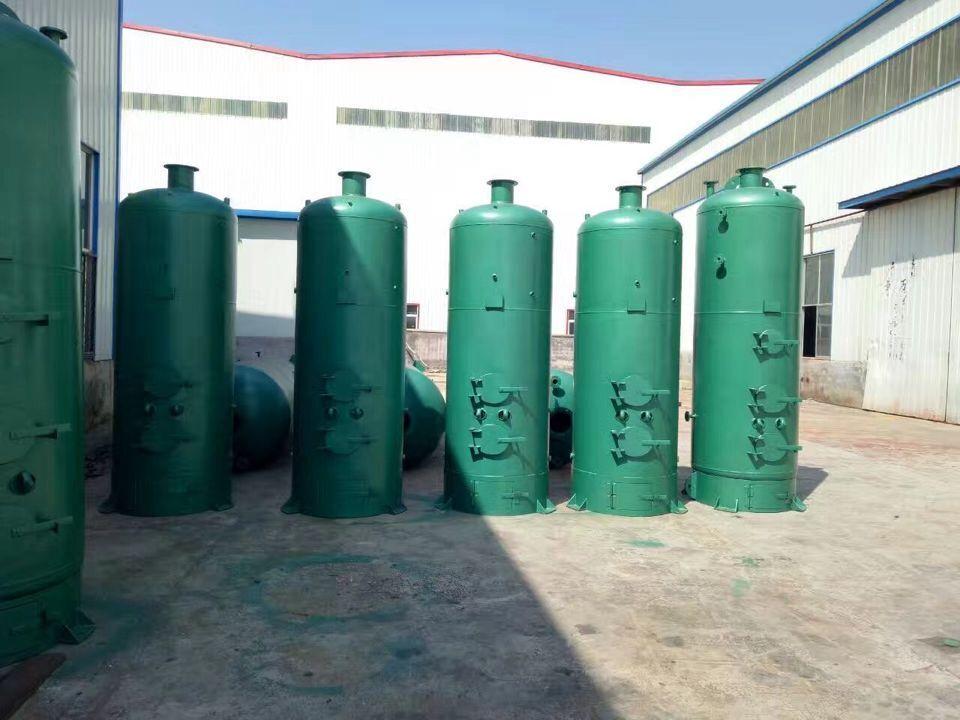 0.4 0.7MP立式烧生物质环保节能蒸汽锅炉