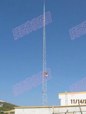 风力电力变电站避雷塔