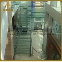 供应玻璃楼梯大型商场楼梯钢结构楼梯铁艺楼梯