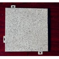 选择仿大理石铝单板的几大重要标