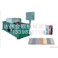 供应广西云南贵州步道石成型机会欧仿真波纹石设备