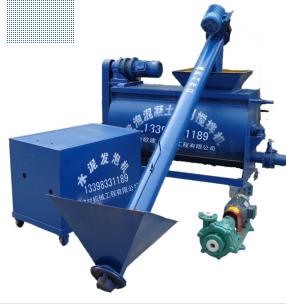 供应四川水泥发泡机 会欧发泡混凝土生产成套设备