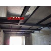 钢结构阁楼板金德纤维水泥板LOFT钢结构阁楼板
