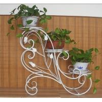 欧式铁艺多层花架,花盆架