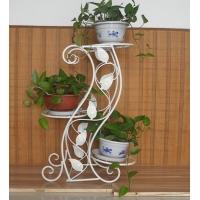 阳光落地式铁艺花架,花盆架