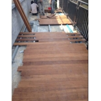 高耐重竹木地板