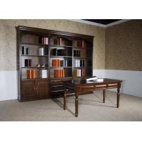巨丰贝拉斯定制实木家具--实木定制家具书柜