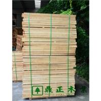 鼎正木业供应泰国橡胶木 进口橡胶木 方条马来西亚橡胶木