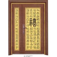 广东门厂不锈钢有色板门,豪华大气不绣钢门大门