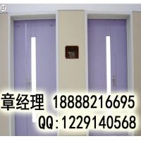 紫色女性專科醫院用門 婦科病房門 婦幼保健院專用門