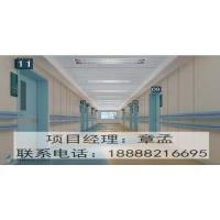 医院病房天蓝海蓝色单开病房门 CPL抗菌防火医院门