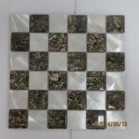 ALUMINIUM MIX GLASS 铝材玻璃马赛克