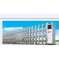 广州电动门维修定做不锈钢伸缩闸 好品质源于专业