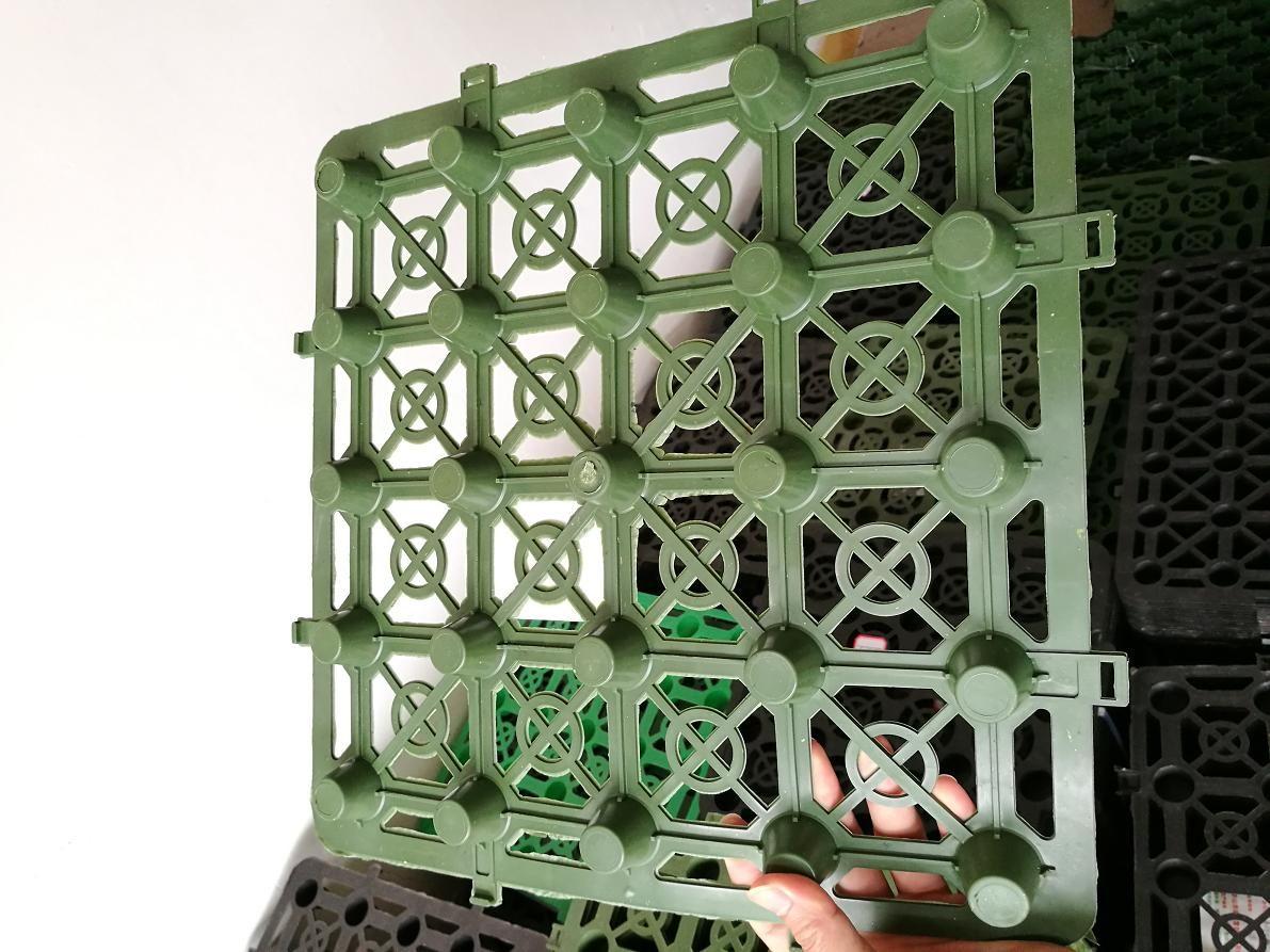 直销优化塑料排水板 园林绿化专用排水板 免费拿样