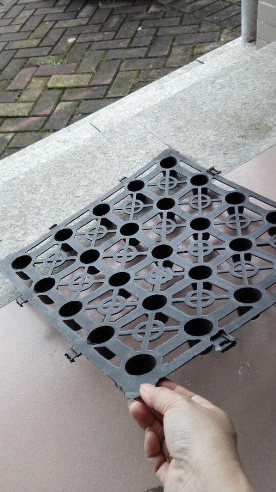 全排水板 防排水板 块状排水板 屋顶 园林 停车道绿化专用