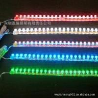 LED F3 24CM柔性PVC防水长城软灯条12v高亮