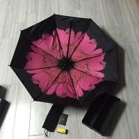 【新品】蕉下小黑伞遮阳伞双层晴雨防晒