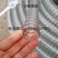 食品级一寸输酒管DN25mm真空抽吸输送钢丝管