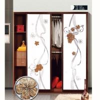 豪雅衣柜-上海烤漆玻璃系列