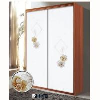 豪雅衣柜-上海冰雕玻璃系列