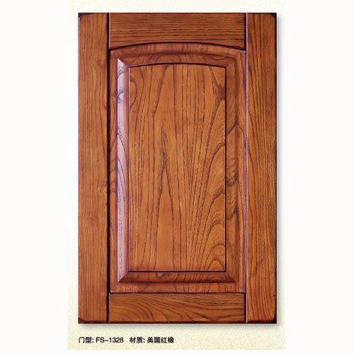 豪雅-实木橱柜门