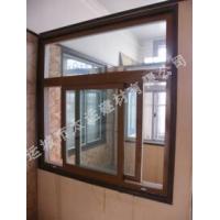 供应节能环保型多规格玻璃钢推拉窗