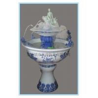 青花陶瓷加湿器
