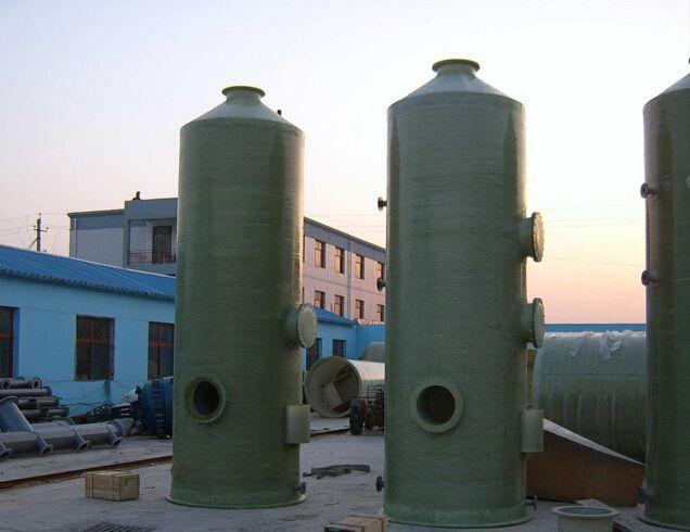XSP型喷淋泡沫高效脱硫除尘器