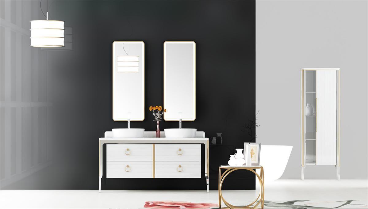 2017新品 邦妮拓美不锈钢浴室柜 BN-8810