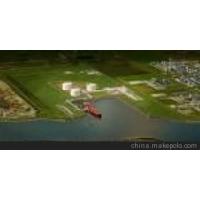 液化天然气LNG接收站.卸船码头和输气管线