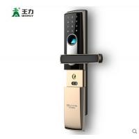 王力指纹锁防盗门安全门智能电子密码锁入户门进户门