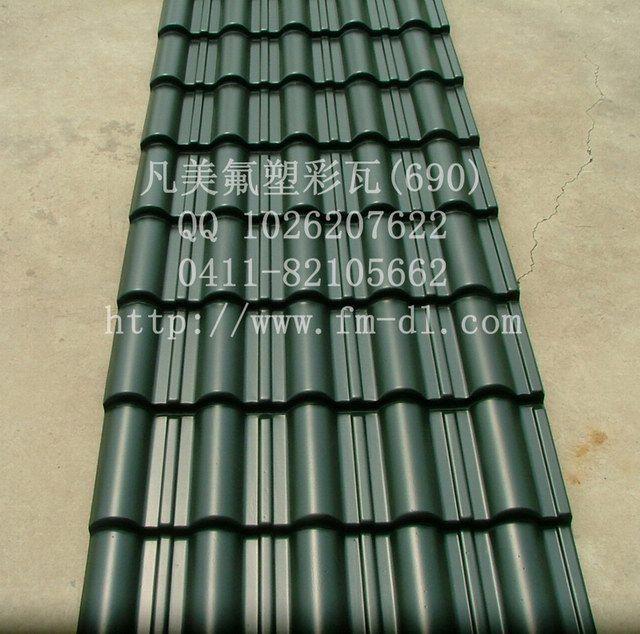木结构屋顶用瓦,干挂凡美大张仿古轻质琉璃瓦