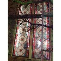 南京彩色玻璃-信源玉砂酸洗玻璃