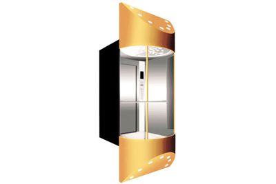 1000kg方形观光电梯品牌