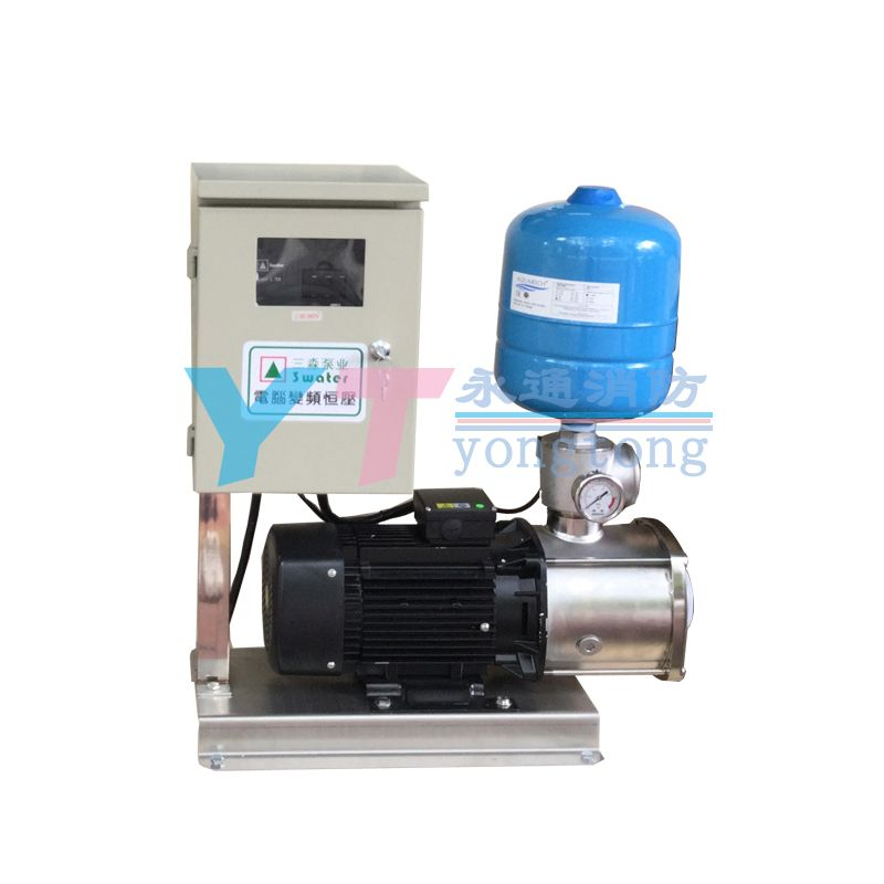 SMI20-3大流量园林灌溉供水系统恒压泵