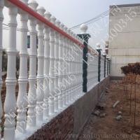 富平水泥栏杆、河道护栏、水泥围栏、