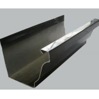 供应上海金属彩铝天沟PVC檐沟雨水槽雨水斗