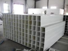 青岛玻璃钢标志桩方管