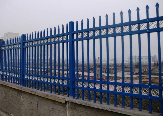 锌钢百叶窗 锌钢护栏 锌钢栅栏