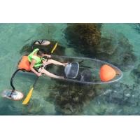 漂流、防洪、景点游乐场所专用环保透明PC船