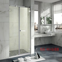 佛山玻璃伴侣淋浴房防爆膜金蔓藤
