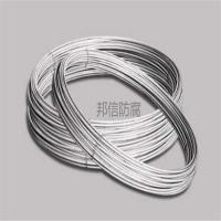 带状锌合金ZR-4牺牲阳极,邦信锌合金防腐材料