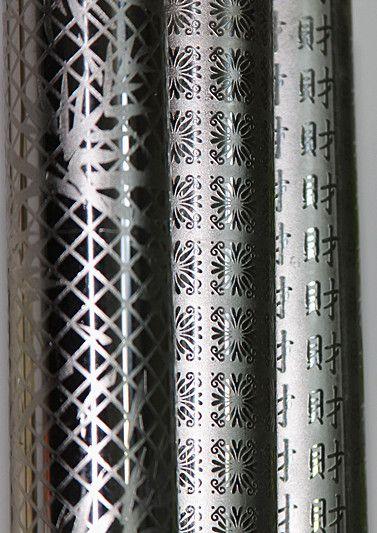 不锈钢花纹管 - 朗进