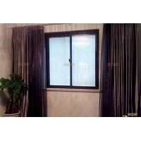 南京锐谷热卖双手柄磁控百叶中空玻璃/中空百叶玻璃窗