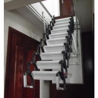 唯佳-双控电动阁楼伸缩楼梯