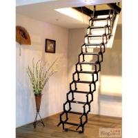 北京 天津阁楼楼梯 阁楼伸缩楼梯唯佳厂家 伸缩楼梯价格