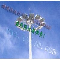 20米升降式高杆灯监控立杆智慧路灯5G通信塔公路龙门架交通标