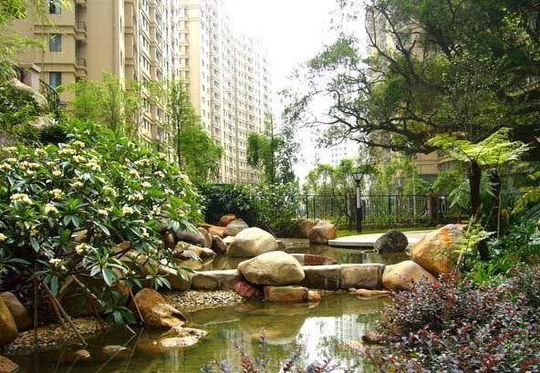 园林景观设计 阳台菜园 屋顶菜园 别墅庭院景观